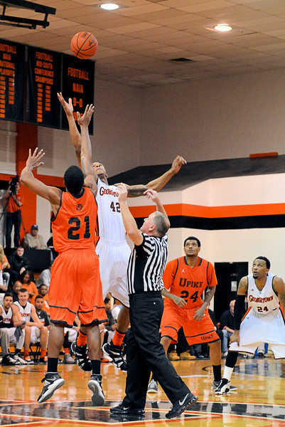 GC vs UPike 1-16-14