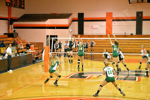 GC vs Point Park College 10-27-12